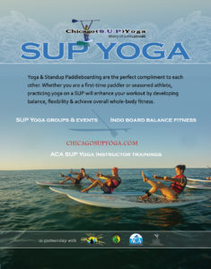 Chicago SUP Yoga